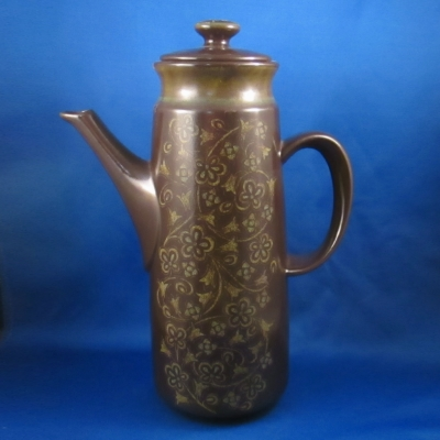 Franciscan Madeira coffee pot