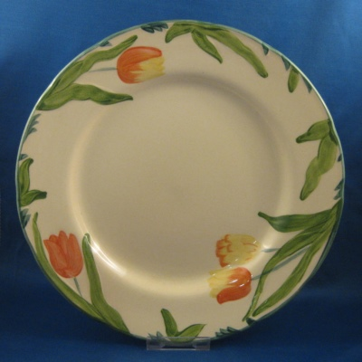 Franciscan Tulip dinner plate - $0.00 : Hoffman\'s Patterns of the ...