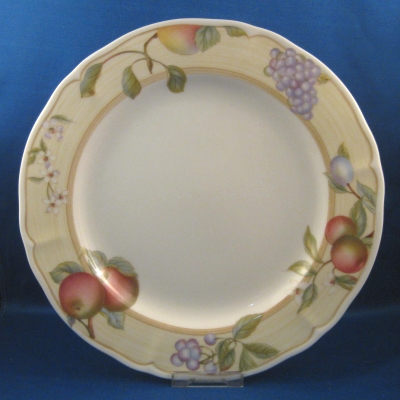 Noritake Fruit Canyon dinner plate
