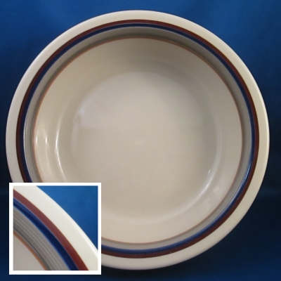 Epoch Game Cock serving bowl