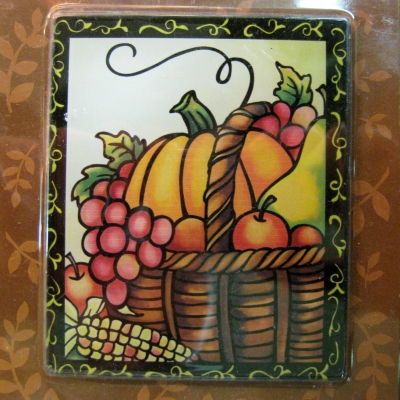 Ganz Interchangeable Nightlight panel (only) -Fall Basket