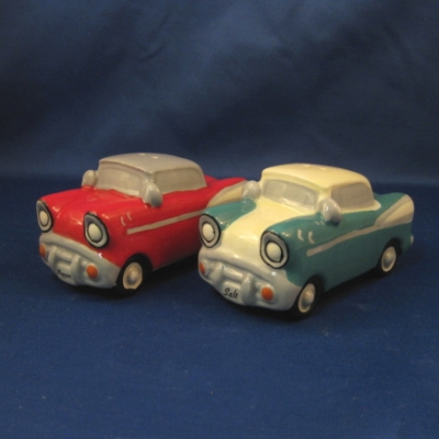 Hot Rods salt & pepper - Giftcraft