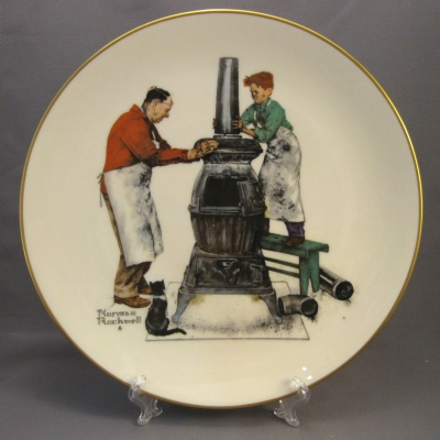 1979 Four Seasons Plate - Fall