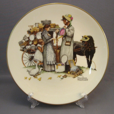 1984 Four Season Plate - Summer