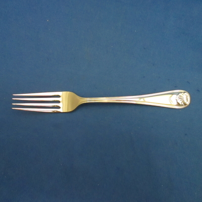 Gorham Shell, Stainless dinner fork