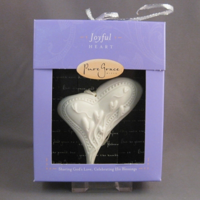 Joyful Heart ornament