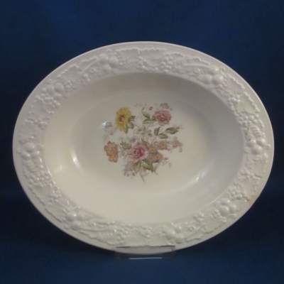 Homer Laughlin TH6 oval vegetable bowl