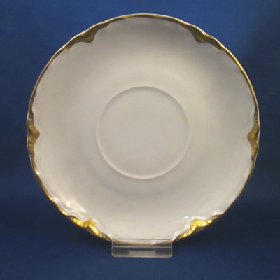 Hutschenreuther The Blenheim cream soup saucer