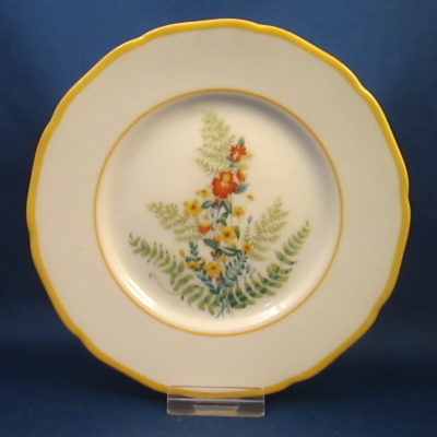 Hutschenreuther Fernbrook bread & butter plate - Click Image to Close