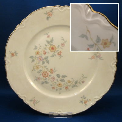 Hutschenreuther The Old Charleston dinner plate