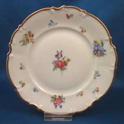 Hutschenreuther The Mayfair 7619 bread & butter plate