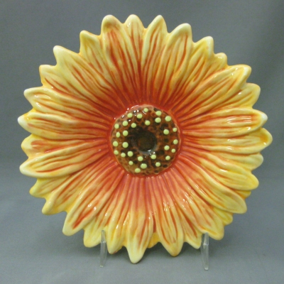 Gerbera Daisy tea bag holder