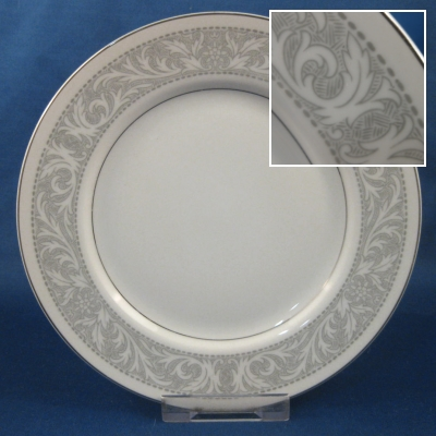Imperial Whitney bread & butter plate