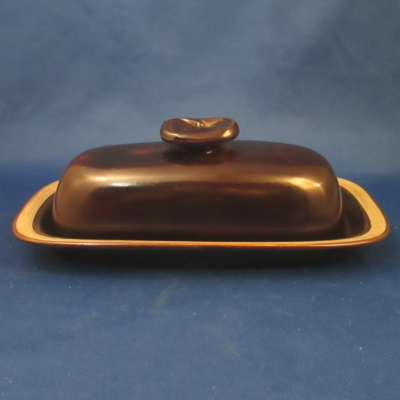 Independence Cimarron covered butter dish