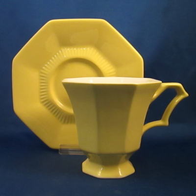 Independence Daffodil cup & saucer