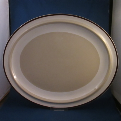 Independence Kachina oval platter