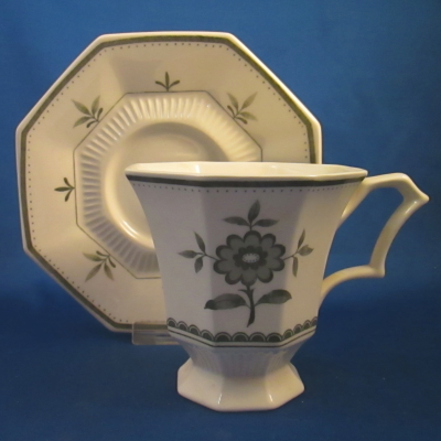 Independence Provincial Flower cup & saucer