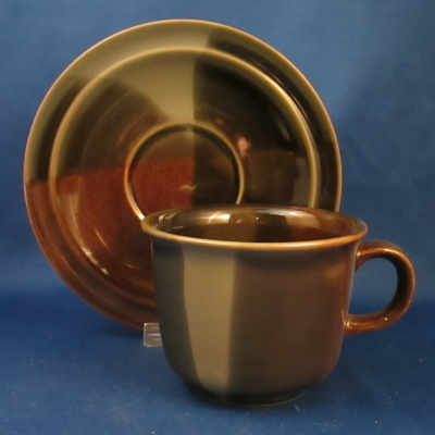 Independence Sequoia cup & saucer