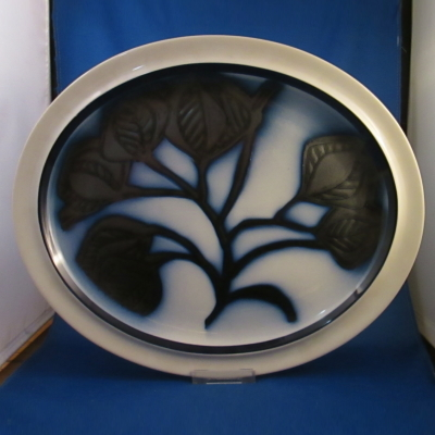 Independence Sonora oval platter