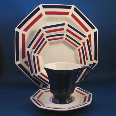 Independence Yankee Doodle 5 piece place setting