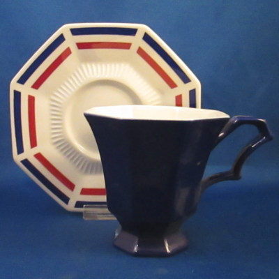 Independence Yankee Doodle cup & saucer