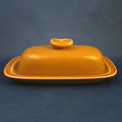 Independence Yuma covered butter dish