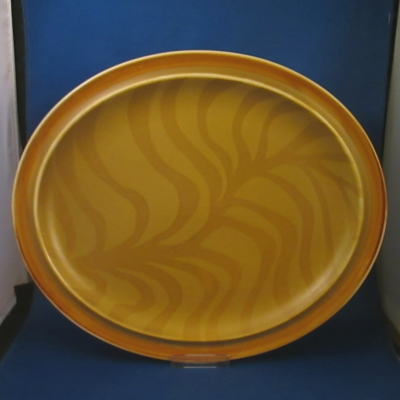 Independence Yuma oval platter