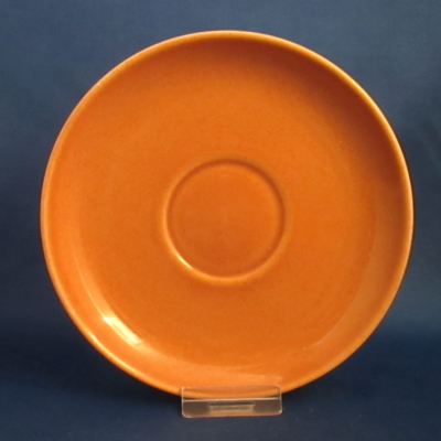 Iroquois Casual-Apricot saucer #1
