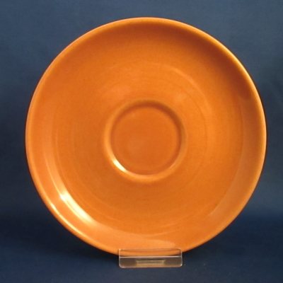 Iroquois Casual-Apricot saucer #2