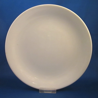 Iroquois Bridal White salad plate