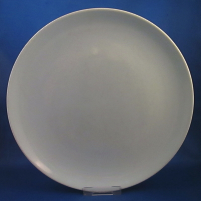 Iroquois Casual Blue dinner plate