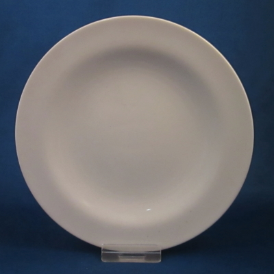 Iroquois Sheer White bread & butter plate