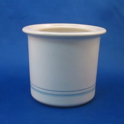 Jepcor Country Cupboard - Blue sugar bowl NO LID