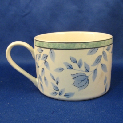 Johnson Brothers Blue Savanna flat cup
