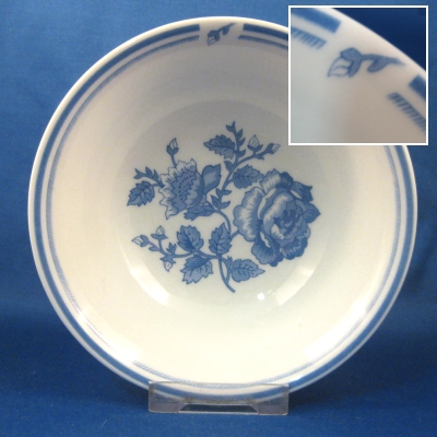 Johnson Brothers Chelsea Rose soup-cereal bowl
