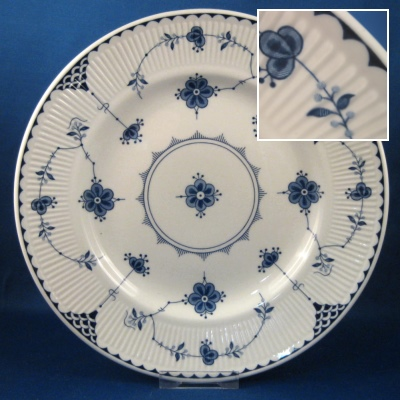 Johnson Brothers Denmark-Blue dinner plate