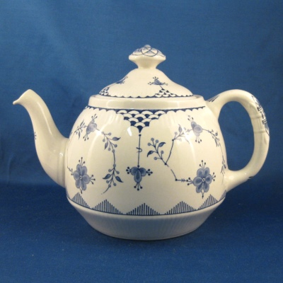 Johnson Brothers Denmark-Blue teapot