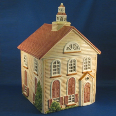 Johnson Brothers - Friendly Village Large cookie jar