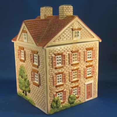 Johnson Brothers - The Friendly Village Medium cookie jar