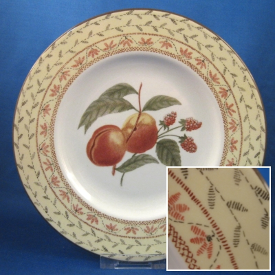 Johnson Brothers Fruit Sampler (newer) salad plate