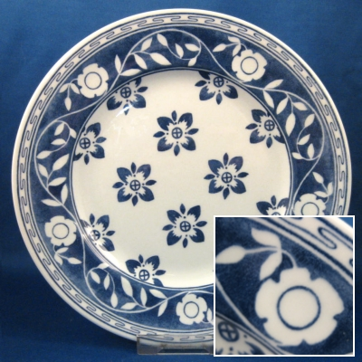 Johnson Brothers Portland salad plate
