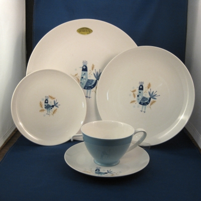 Kokura Bantam 20 pc set (4 five-piece place settings)