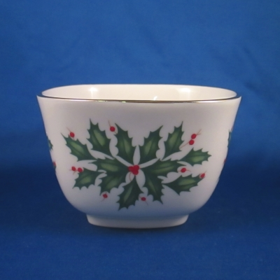 Lenox Holiday Archive nut bowl