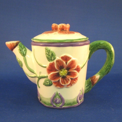 Flower mini teapot - MWW Market