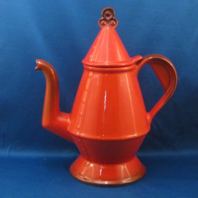 Metlox Red Rooster (red) coffee pot