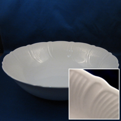 Mikasa Coquille round vegetable bowl
