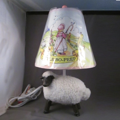 Mudpie Little Bo Peep lamp
