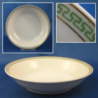 Nagoya NAG1 (Green Key) fruit-dessert bowl