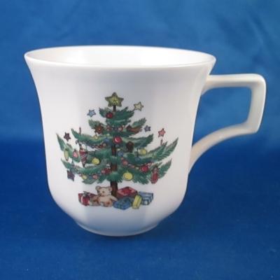 Nikko Christmastime coffee mug - set of 4 - $32.00 : Hoffman\'s ...