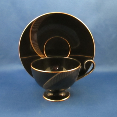 Nikko City Lights cup and saucer